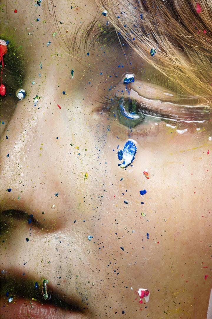 Portrait, Detail, Auge, Reverse Glas,Fotografie, Portraitfotografie, Fotograf, Photograph, Industrie, Industriefotografie, Portrait, Portraitfotografie, Businessportrait, Beautyfotografie, Businessfotografie, Hotelfotografie, Werbefotografie, Fotografie, Landeck, Tirol,